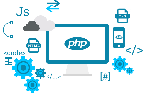php web development services in patna