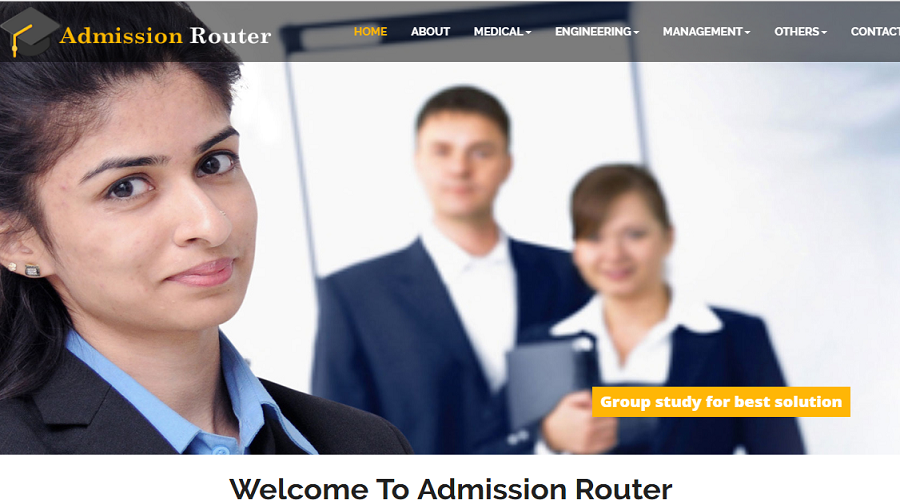 admission-router